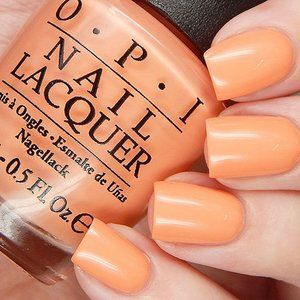 OPI ~ NEW Crawfishin' For A Compliment .5 oz